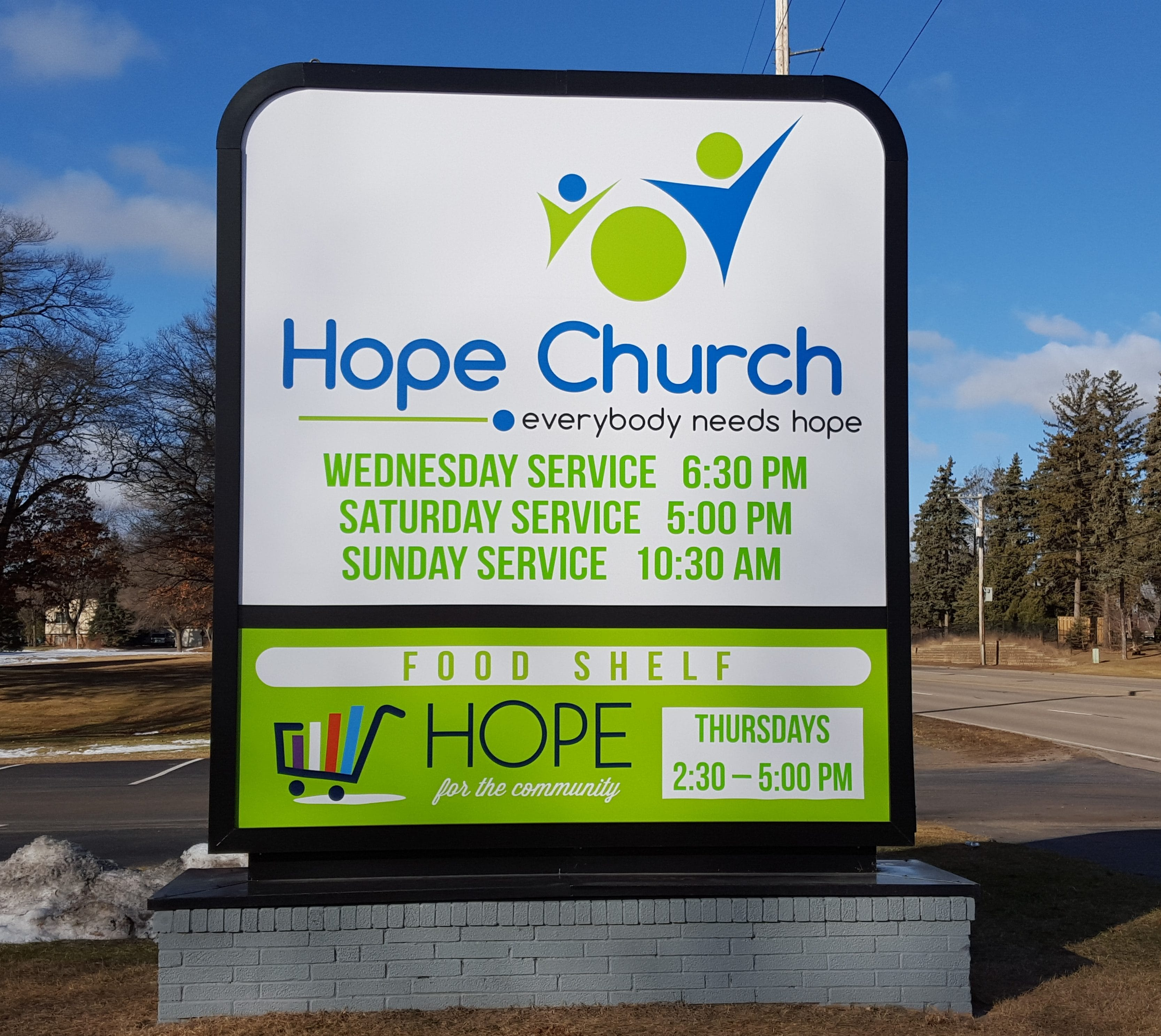 trusted church sign design installation in minnesota demars signs